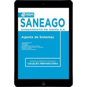 Apostila Saneago 2017 - Agente De Sistemas