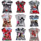 Blusas Camisetas Nicoly Diseños Originales Y Únicos Bogota