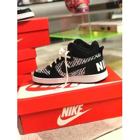 Botitas Nike Último Modelo Zapatillas Cuero Originales
