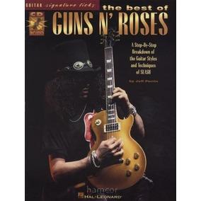 [ebook] Songbook Guns/slash Guitar Signature Licks C/ Audio