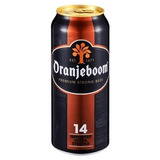 Cerveza Oranjeboon 14 % De Alc Holanda Rubia Lata 500 Cc