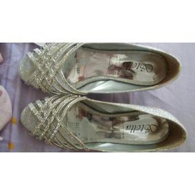 Zapatos Talla 3 Para Xv, Boda, Fiesta.