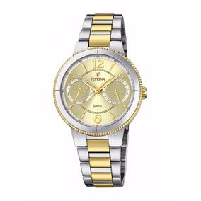 Reloj Festina F20207.1 / 2 Mujer Tienda Oficial Envió Grati