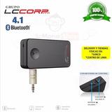 Adpatador Bluetooth 4.1 Aux Para Auto Radio Equipo De Sonido