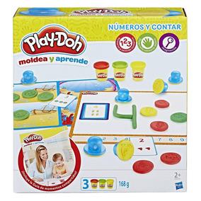 Play-doh Números Y Cuentas