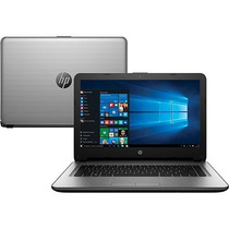 Notebook Hp 14-ac141br Intel Core I5 8gb