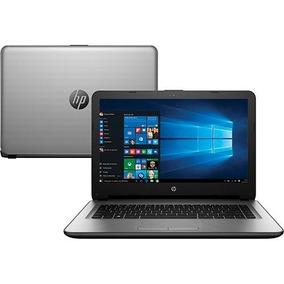 Notebook Hp 14-ac141br Intel Core I5 8gb