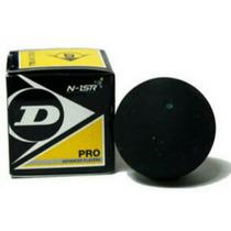 Squash - Pelota De Squash Dunlop Punto Verde (1 Pza)