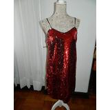 Vestido Lentejuelas Nº 44 Nicopoly