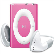 Ipod Apple Shuffle 2gb Rosa *5*gnsg