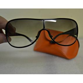 Óculos De Sol Vogue Usado Luna Mascará Original
