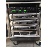 Rack Potencia Inuke 3000 1000 Behringer American Pro C3600