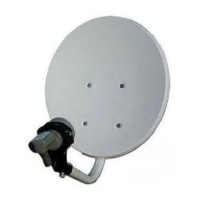 Antena Parabólica Para Señal Satelital 60 Ctms Diametro