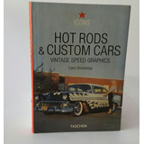 Livro Hot Rod And Custom Cars Ed. Taschen