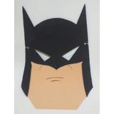 Lembrancinha P/ Aniverssario.mascara De Batman Em Eva