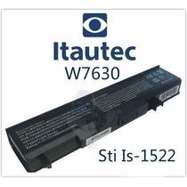 Bateria Itautec W7630 W7635 W7645 W7655 N8610 Sti Is-1522 Nf