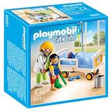 Playmobil Doctor Con Set De Juego Para Niños