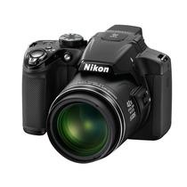 Câmera Digital Nikon Coolpix P510 Preta 16.1 Mp.