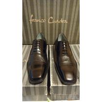 Zapatos Franco Cuadra Originales Piel Exotica Venado Y Más