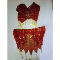 Vestido De Danza Árabe - Traídos De Medio Oriente