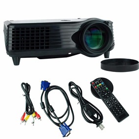 Proyector Multimedia High View Tv 2800 Lumen Libitium Proy09