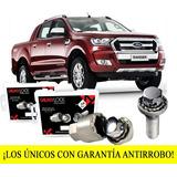 Kit Birlos Seguridad Y Llanta Refacción Ranger Xlt Diesel