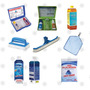 Kit Para Limpeza E Manutenção De Piscina Promoção