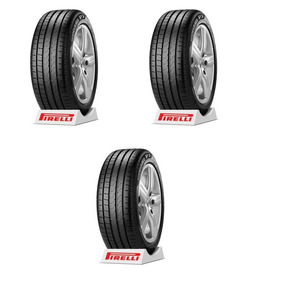 Pneu Pirelli 195 55 R15 85h P7 Cinturato Original 3 Unidades