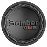 Subwoofer 12 One Bomber 200w Rms Bobina Simples 4 Ohms