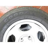 Rueda Ecosport 205 65 R15 Usada Impecable
