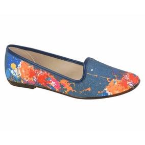 Sapatilha Feminina Moleca 5255.218 - Maico Shoes