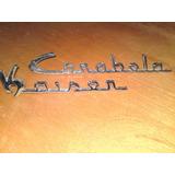 Insignia Originalde Kaiser Carabela
