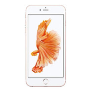 iPhone 6s Plus 32 Gb Ouro Rosa Lacrado 1 Ano De Garantia