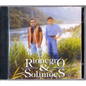Cd Rionegro E Solimões 1995 ( Lacrado )