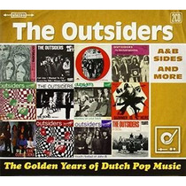 Cd The Outsiders Golden Years Of Dutch Pop Music: A&b Sides