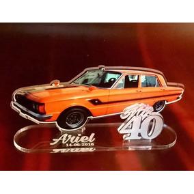Souvenirs Hombre Cumple 18 50 40 Años Auto Falcon Ford