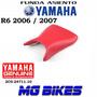Funda Asiento Yamaha R6 2006 2007 Original Solo En Mg Bikes
