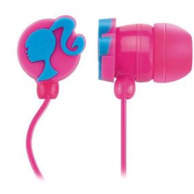 Fone De Ouvido Barbie Plug Ph109 Multilaser