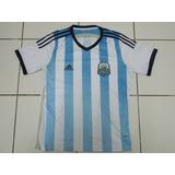 Argentina 2013/2015 adidas Titular Tamanho P