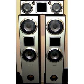 Vendo Kit 03 Caixas Sony Muteki 1500 185w Cada