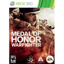 Medal Of Honor Warfighter Limited Edition - Xbox 360 - Usado