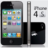 Apple Iphone 4s 8gb 8mp Gsm Factory Unlocked Negro
