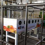 Pasteurizador Aquecimento Rapido Uhf Novo Leite Suco Cerveja