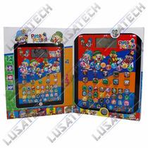 2 Unds Tablet Educacional Interativo Infantil Patati Patat