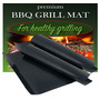 Bbq Grill Mat By Dutch Goods - Set Of % Non-stick Barbecue