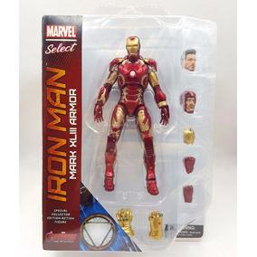 Homem De Ferro Mark 43 Iron Man Armadura 43