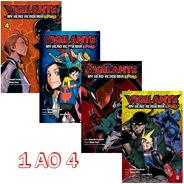 Vigilante My Hero Academia Illegals 1 Ao 4 Mangá Jbc Lacrado