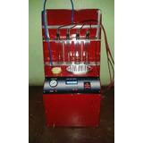 Maquina Para Limpieza Y Prueba De Inyectores Por Ultrasonido