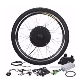 Kit Bicicleta Electrica 26 48 Volts 1000 Watts