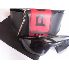 Gafas Police Polarizadas, Marco Negro Ganga